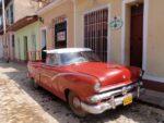 キューバのくるまたち。街中がアンティーク・カーだらけのハバナ