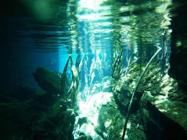 アステカの泉