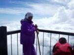 富士山登頂2004