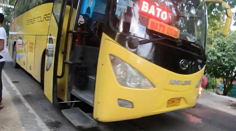 セブ島バス