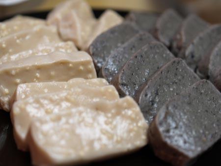 鎌倉 麩帆で生麩購入。モッツァレラチーズのようなおいしさ?