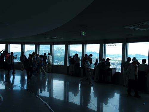 2006韓国ソウルの旅-4 ソウルタワー