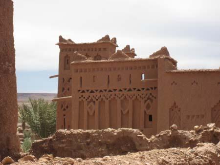ワルザザートと世界遺産の村「アイト・ベン・ハッドゥ」への旅