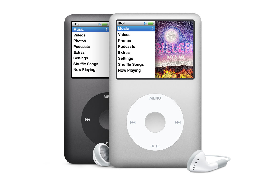 「あなからF.O.」・・・!?iPodがおもしろいことになった