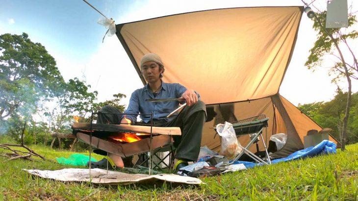5泊6日のソロキャンプ旅行に持っていったキャンプギアのリスト