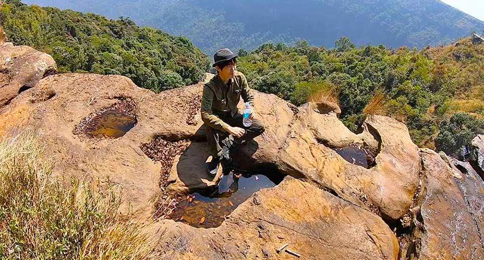 【インド北東部】圧巻の滝!自然と絶景の宝庫チェラプンジを車で巡る