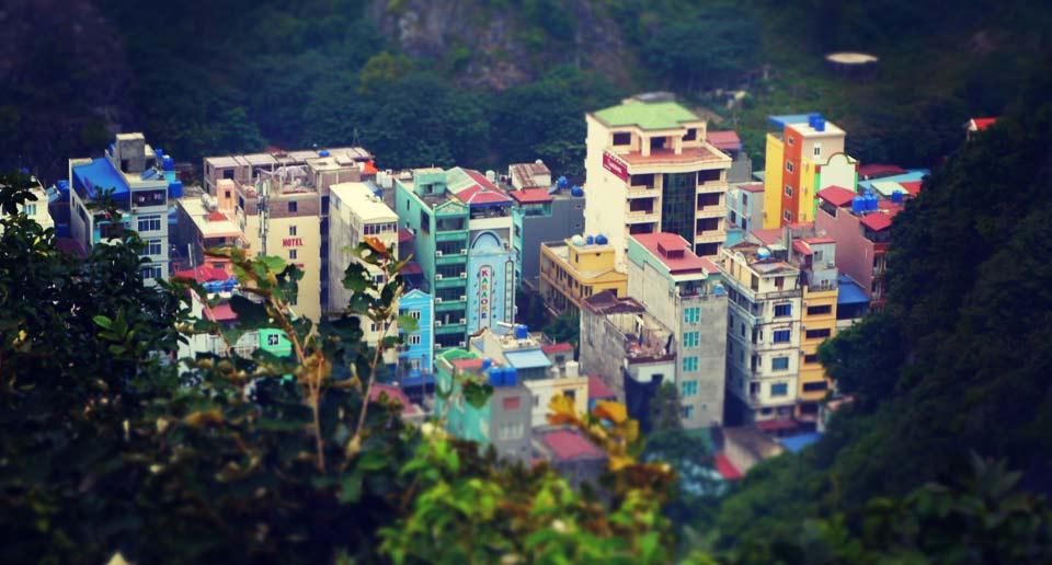 【ベトナム北部】カットバ島の過ごし方~レンタルバイクで島内周遊