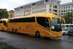 チェコ南部の快適バス「STUDENT AGENCY」でテルチからブルノへ