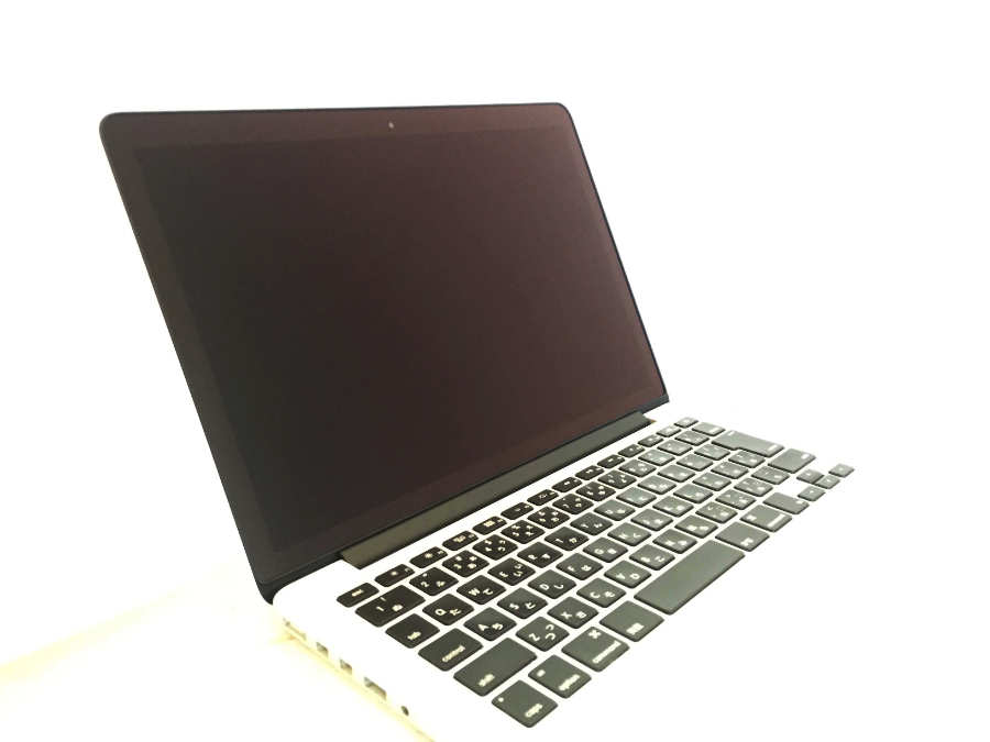 Mac Book Pro ディスプレイ交換