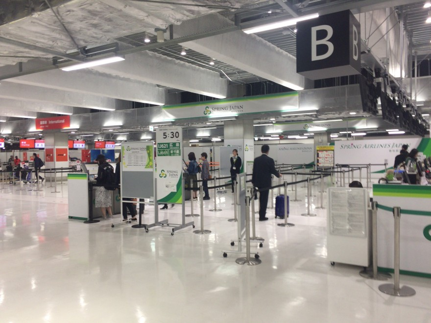 LCC春秋航空日本