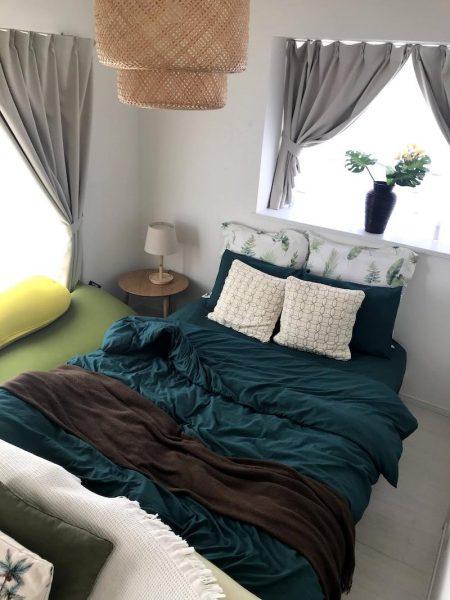 沖縄の旅 浦添のAirbnb