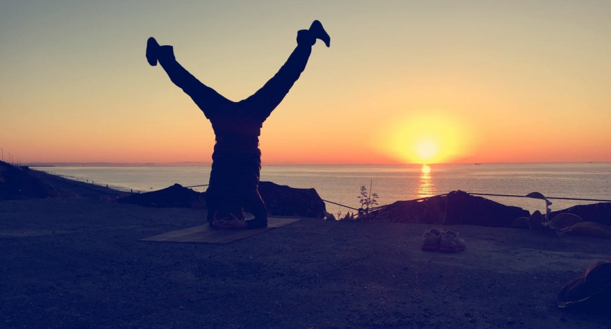 2017年もケセラセラ!脱力気味な抱負とカレーとヨガと瞑想と