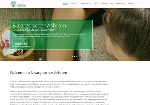 NisargopcharAshram