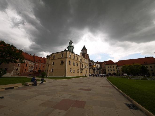ベルリンからポーランドへLCCで移動。中世のたたずまいが残るクラクフの街歩き