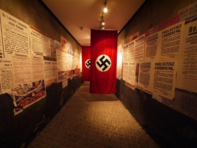 カジミェシュ地区とシンドラーの工場見学。ナチス支配下のポーランドを体験できる場所