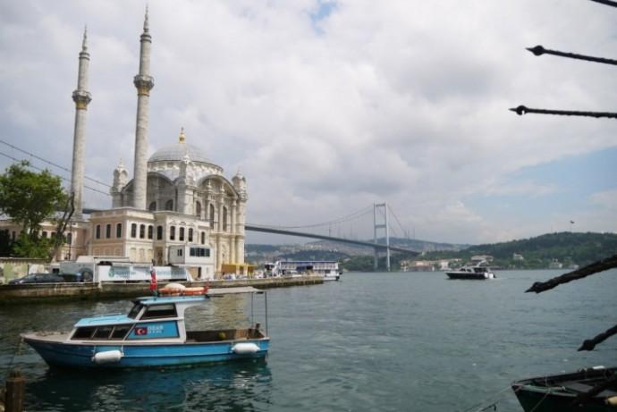 イスタンブール カバタシュ~オルタキョイまで散歩