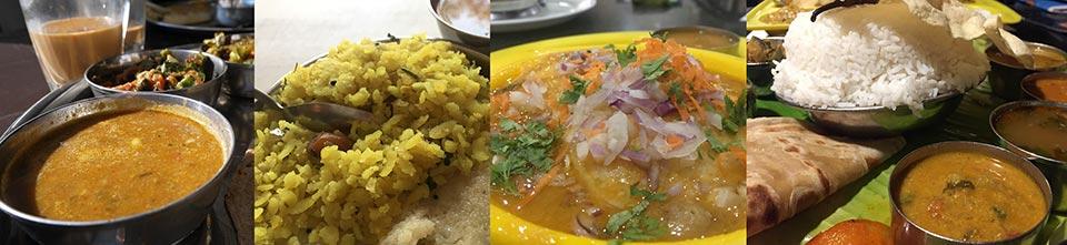 ターメリックを使ったインド料理