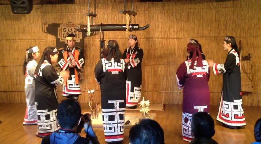 アイヌ民族博物館 ポロトコタン