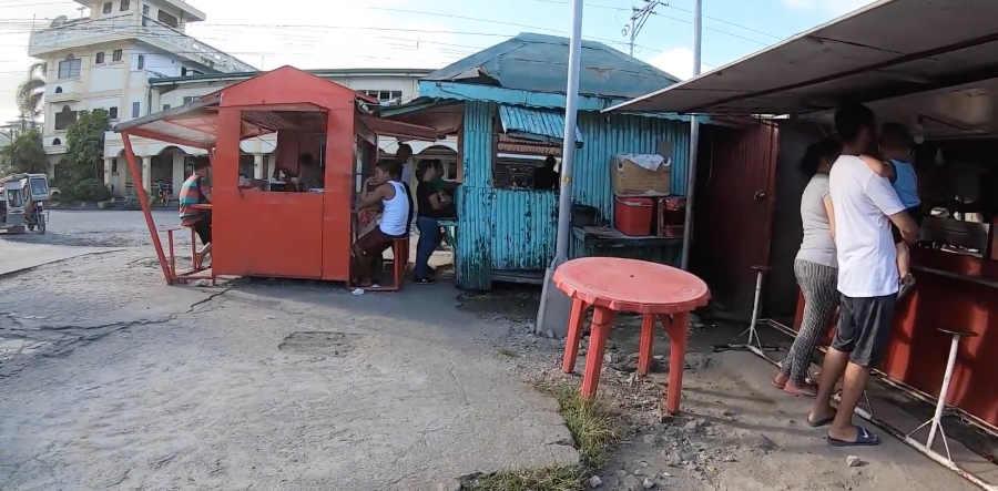フィリピン食堂カリンデリア