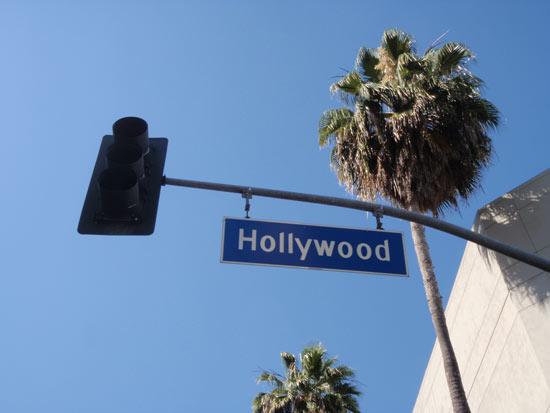 ハリウッド~サンタモニカ。経由地のLAでミーハー的散策