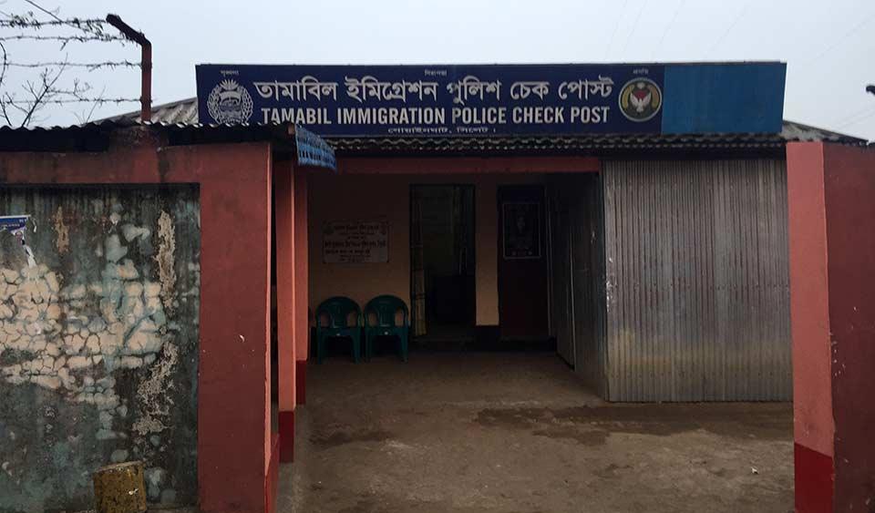 バングラデシュ・インド国境