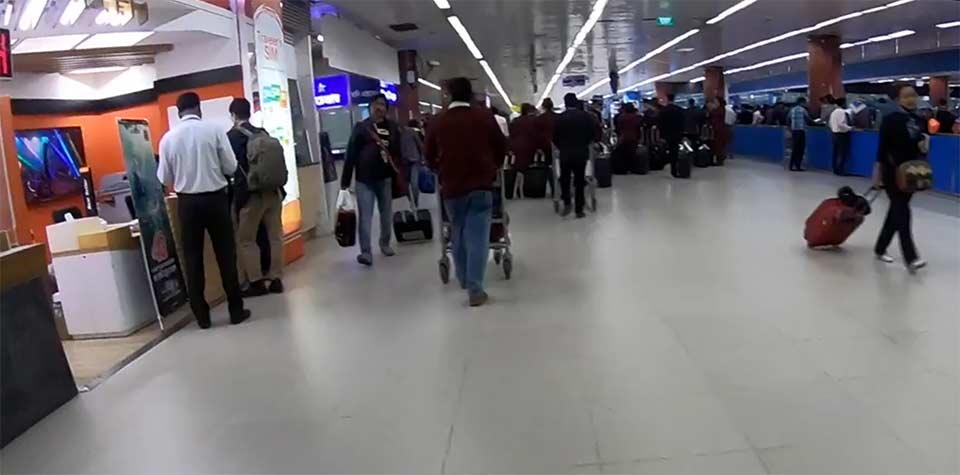 シャージャラル国際空港 SIMカード