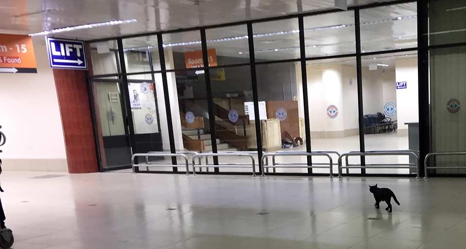 ダッカ シャージャラル空港