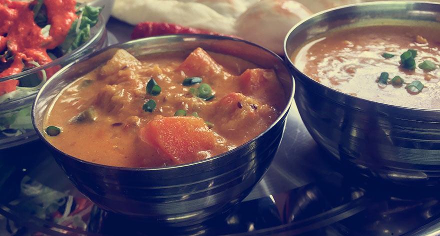 平塚のインドカレー屋「ガネーシャ」に食べに行きました