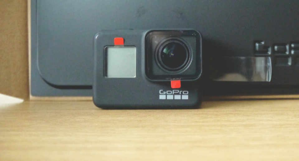 【GoPro Hero7 Black】公式サイトのカスタマーサポートの指示で返品→交換品が届くまでの日数は?