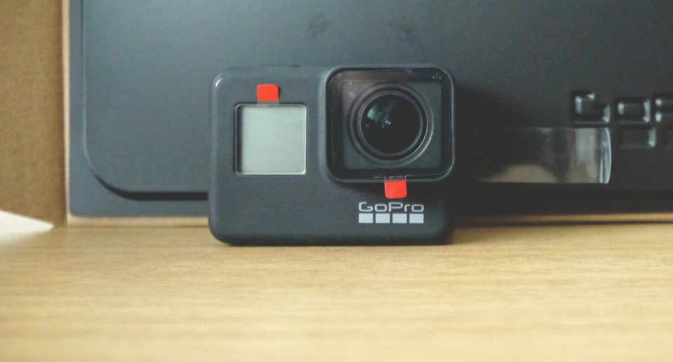 GoPro Hero7 Black返品・交換