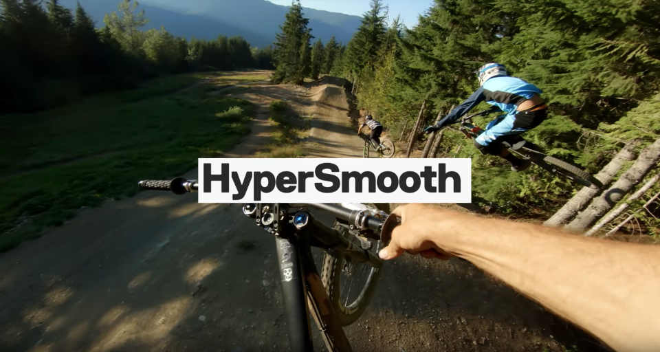 GoPro Hero7 Black HyperSmooth