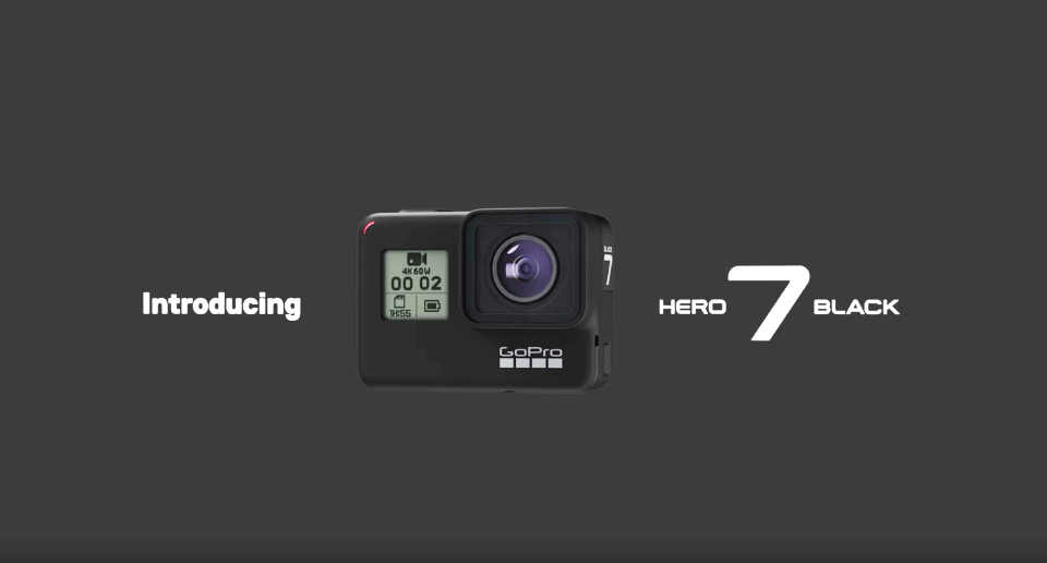 GoPro Hero7シリーズ発売!「Black」の新機能HyperSmoothがすごすぎる
