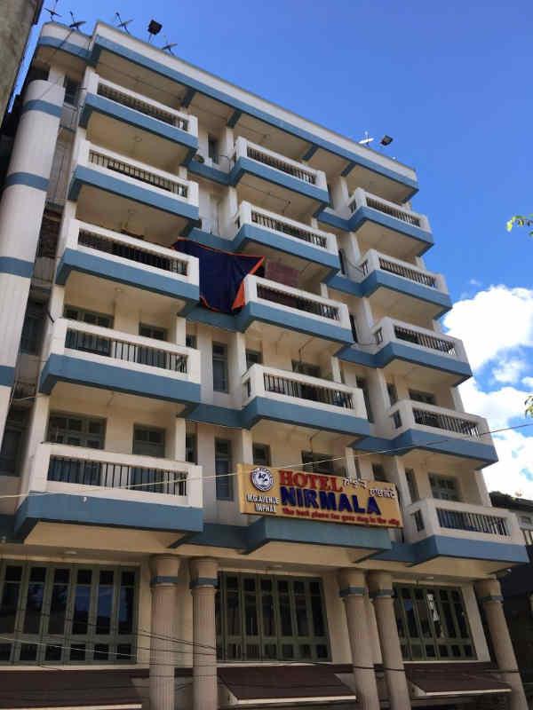 Hotel Nirmala外観