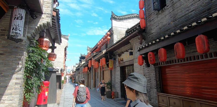 桂林 東西巷