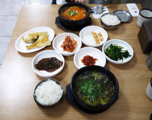 韓国釜山 海雲台夜市