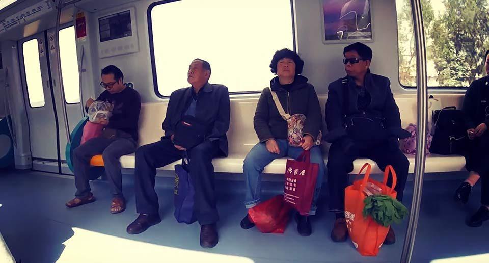 【中国雲南省】昆明街歩きレポート。移動は地下鉄が便利!