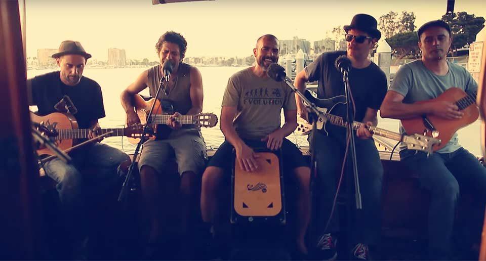【最近のヘビロテ】アルゼンチン出身のラテンバンド「Los Pinguos」Amazon Primeなら聴き放題!