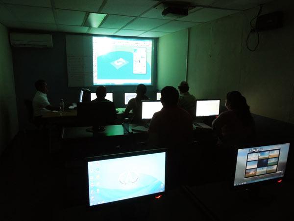 マナグアのCAD専門学校を視察~ニカラグアからの旅立ち