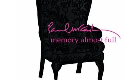 P.マッカートニーの新作「Memory Almost Full」を聴いた