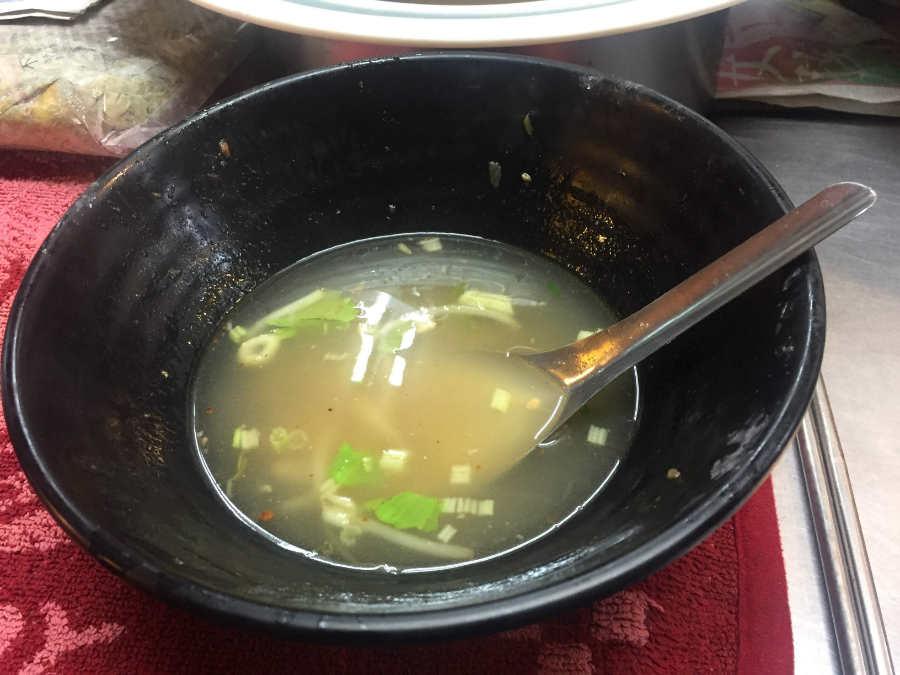 屏東夜市・手工麺