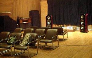パイオニア社のスタジオでレコーディングさせて頂くという幸せ