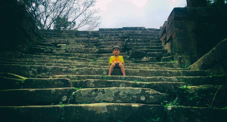 カンボジアのもう一つの世界遺産、プレアヴィヒアに行ったときの話