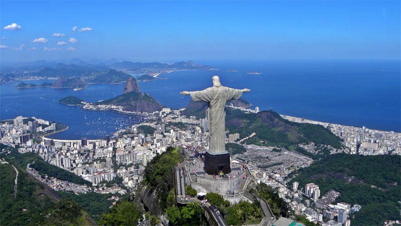 2004年オリンピック開催を目論んでいた頃のリオ・デ・ジャネイロを訪れた時の話