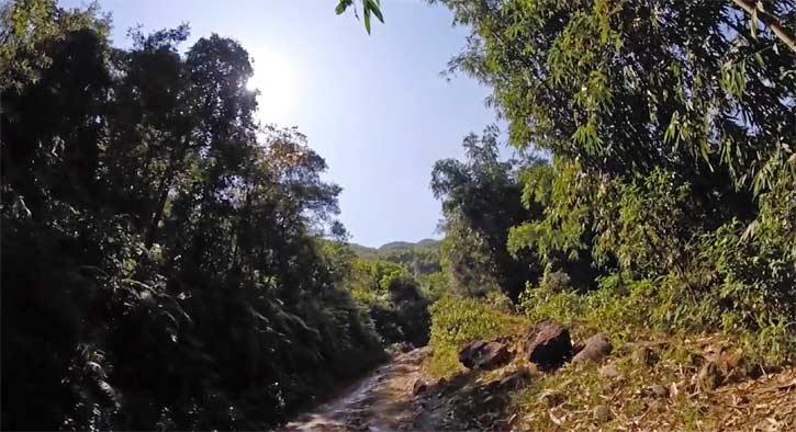 ベトナム北部タヴァン村