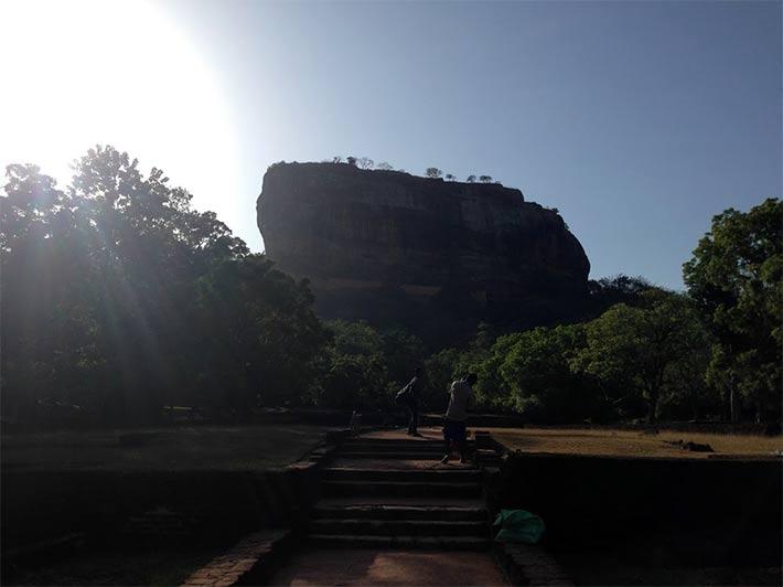 シーギリヤ Sigiriya