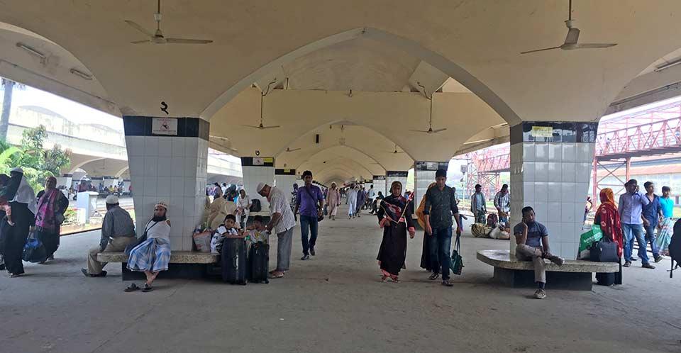 ダッカ・カマラプール駅