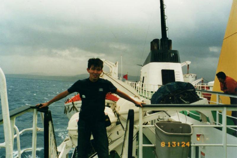 旅の思い出~スペインからモロッコへの地獄の船旅