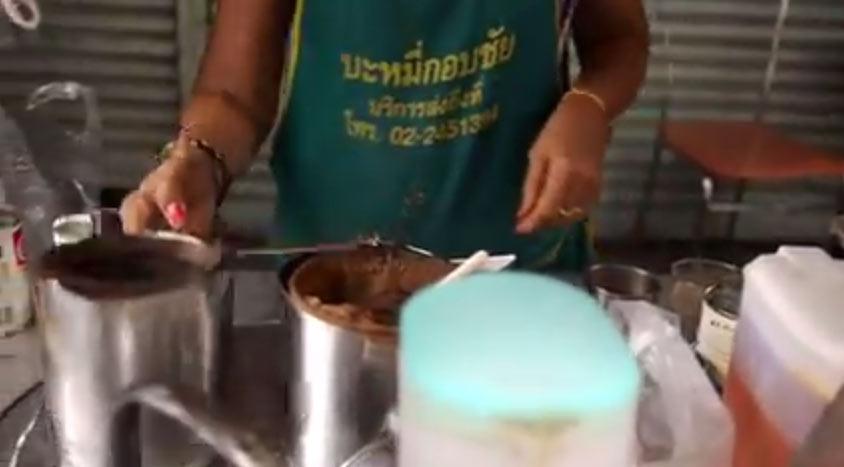 ドロアマがうまい!タイの屋台コーヒー