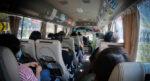 屏東から霧台行きのバス乗車