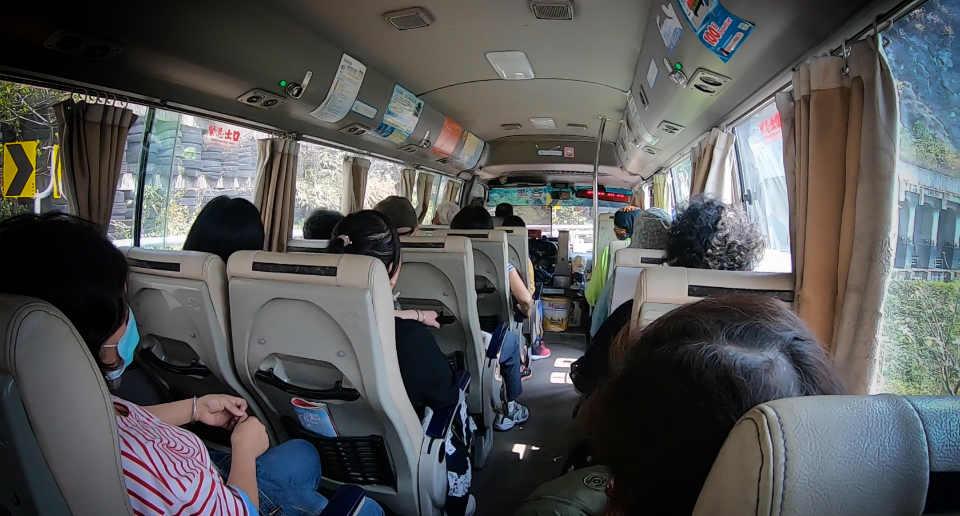 【台湾南部の秘境】原住民族ルカイ族の村「霧台」1泊旅行。屏東からの行き方
